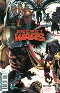 Secret Wars (2015 3rd Series) 3C