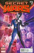 Secret Wars (2015 3rd Series) 3A