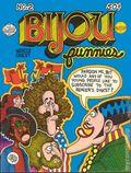 Bijou Funnies (1968) Underground #2, 3rd Printing