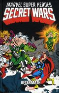 Marvel Super Heroes Secret Wars Aftermath HC (2015 Marvel) 1-1ST