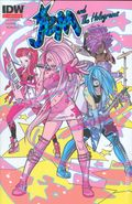 Jem and the Holograms (2015 IDW) 1PLUGB