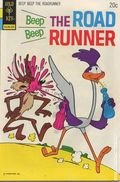 Beep Beep the Road Runner (1966 Gold Key) Mark Jewelers 38MJ