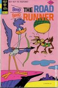 Beep Beep the Road Runner (1966 Gold Key) Mark Jewelers 46MJ
