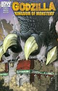 Godzilla Kingdom of Monsters (2011 IDW) 1RE-RUPPS