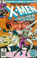 Uncanny X-Men (1963 1st Series) Mark Jewelers 146MJ