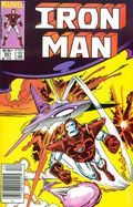 Iron Man (1968 1st Series) Mark Jewelers 201MJ