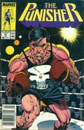Punisher (1987 2nd Series) Mark Jewelers 21MJ