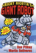 Ricky Ricotta's Mighty Robot SC (2000 Scholastic) 1-REP