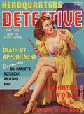 Headquarters Detective (1940) True Crime Magazine Vol. 2 #6