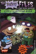 Rugrats Files: A Time Travel Adventure SC (2000-2002 Simon Spotlight) Nickelodeon 1-1ST