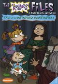 Rugrats Files: A Time Travel Adventure SC (2000-2002 Simon Spotlight) Nickelodeon 4-1ST