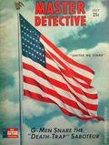 Master Detective (1929) True Crime Magazine Vol. 26 #5