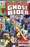 Ghost Rider (1973 1st Series) 35 Cent Variant 24