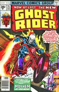 Ghost Rider (1973 1st Series) 35 Cent Variant 25