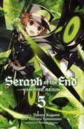 Seraph of the End: Vampire Reign GN (2014 Viz Digest) 5-1ST