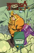 Adventure Time Flip Side TPB (2015 Kaboom Comics) 1-1ST