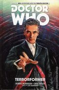 Doctor Who HC (2015-2017 Titan Comics) New Adventures with the Twelfth Doctor 1-1ST