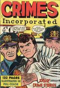 Crimes Incorporated (1950 Fox Giant) 12