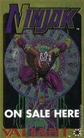 Ninjak Chromium Print (1993) 0-RETAILER