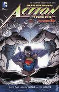 Superman Action Comics HC (2012-2016 DC Comics The New 52) 6-1ST