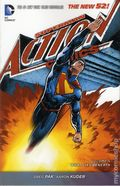 Superman Action Comics TPB (2013-2017 DC Comics The New 52) 5-1ST