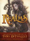 Realms The Roleplaying Games Art of Tony DiTerlizzi HC (2015 Dark Horse) 1-1ST