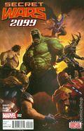 Secret Wars 2099 (2015) 2A