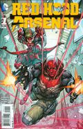 Red Hood Arsenal (2015) 1A