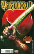 Weirdworld (2015 1st Series) 1A