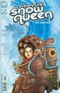 Steampunk Snow Queen (2014 Antarctic Press) 2