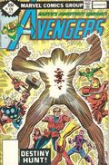 Avengers (1963 1st Series) Whitman Variants 176