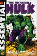Essential Incredible Hulk TPB (1999- Marvel) 1st Edition 2-1ST