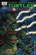 Teenage Mutant Ninja Turtles Ghostbusters (2014 IDW) 4RE.HAST