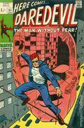 Daredevil (1964 1st Series) UK Edition 51UK
