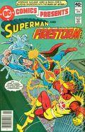 DC Comics Presents (1978 DC) Mark Jewelers 17MJ