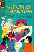 Funky Phantom (1972 Gold Key) Mark Jewelers 8MJ