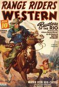 Range Riders Western (1938-1953 Better Publications) Pulp Vol. 13 #2