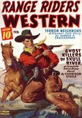 Range Riders Western (1938-1953 Better Publications) Pulp Vol. 14 #2