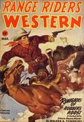 Range Riders Western (1938-1953 Better Publications) Pulp Vol. 16 #2