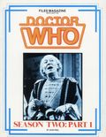 Files Magazine Spotlight on Doctor Who: Season 02 SC (1986 Psi Fi Press) 1-1ST
