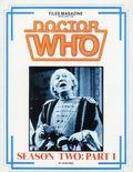 Files Magazine Spotlight on Doctor Who: Season 02 SC (1986 Psi Fi Press) 1-1ST