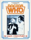Files Magazine Spotlight on Doctor Who: Season 02 SC (1986 Psi Fi Press) 2-1ST