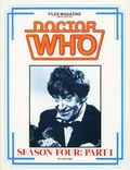 Files Magazine Spotlight on Doctor Who: Season 04 SC (1986 Psi Fi Press) 1-1ST