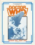 Files Magazine Spotlight on Doctor Who: Season 06 SC (1986 Psi Fi Press) 1-1ST