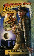 Indiana Jones and the Dance of the Giants PB (1991 Novel) 1-1ST
