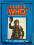 Files Magazine Spotlight on Doctor Who: The First Baker Years SC (1985 Psi Fi Press) 2-1ST