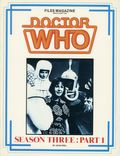 Files Magazine Spotlight on Doctor Who: Season 03 SC (1986 Psi Fi Press) 1-1ST