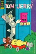 Tom and Jerry (1949-1980 Dell/Gold Key) Mark Jewelers 283MJ