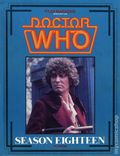 Files Magazine Spotlight on Doctor Who: Season 18 SC (1985 Psi Fi Press) 1-1ST