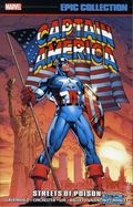 Captain America Streets of Poison TPB (2015 Marvel) Epic Collection 1-1ST